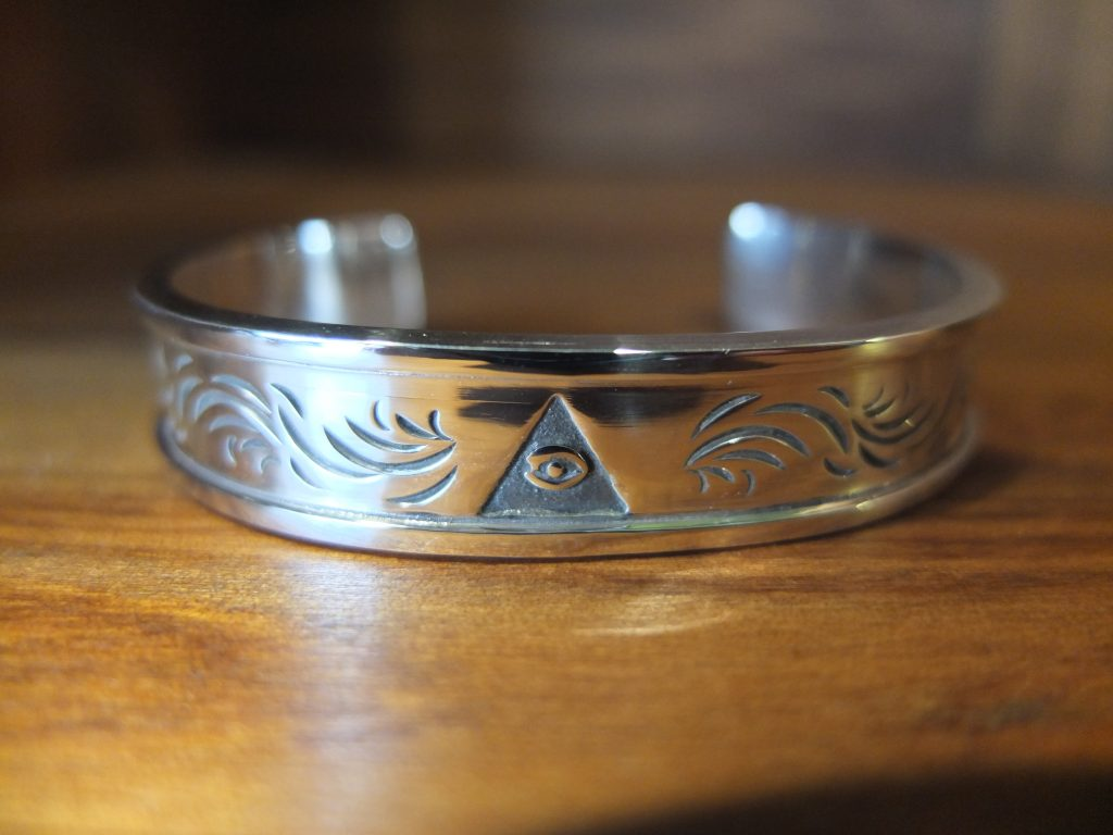 JOKULHAUPS INDIAN BANGLE