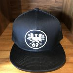17SS TWILL CAP3 BLACK