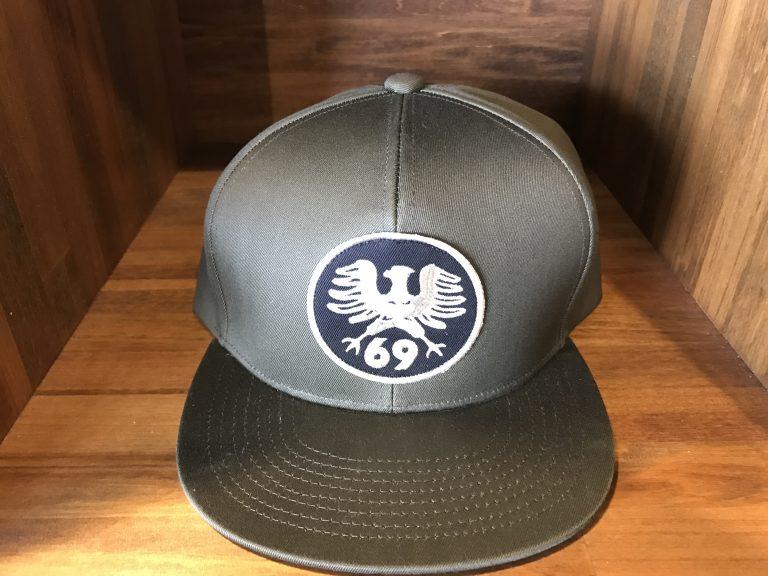 17SS TWILL CAP3 OLIVE