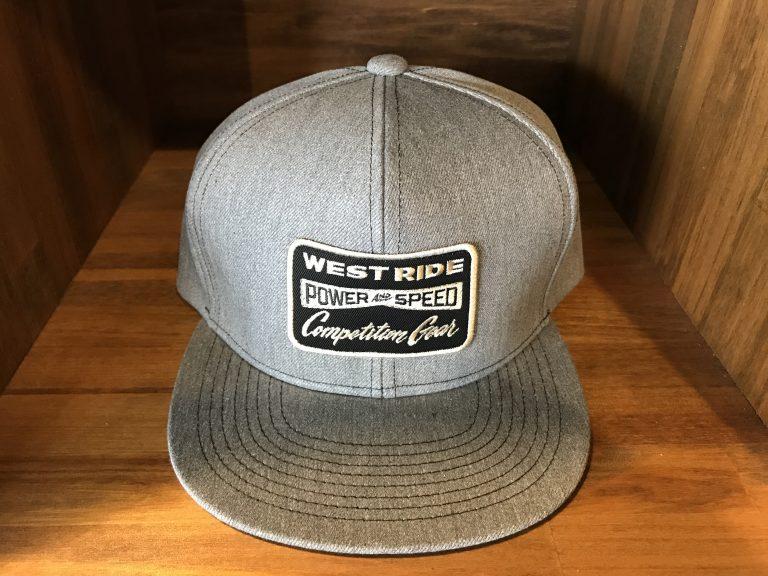 17SS TWILL CAP4 GRAY