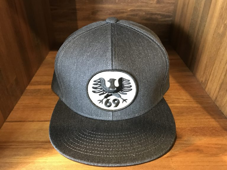 17SS TWILL CAP3 CHACOAL