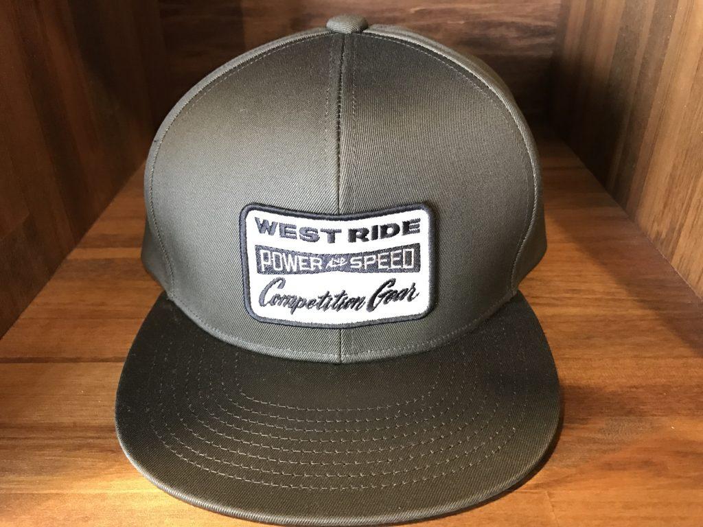 17SS TWILL CAP4 OLIVE