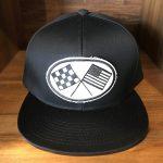 17SS TWILL CAP1 BLACK