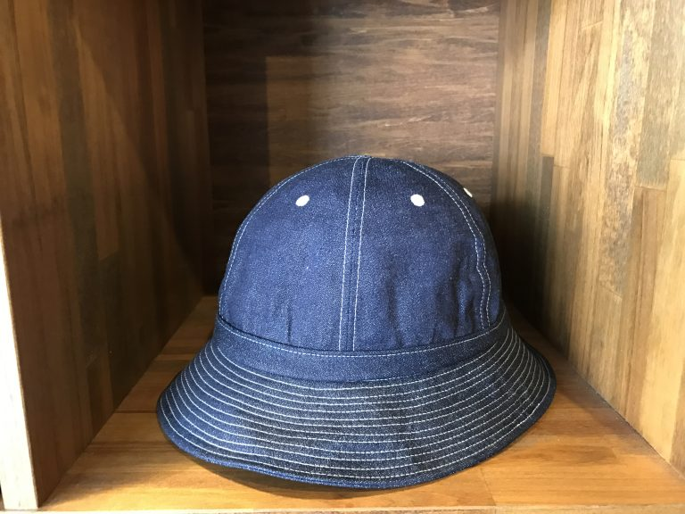 17SS ARMY HAT H.DENIM