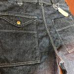 10 POKET WORK SHIRT'S PANTS BLUE
