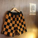 NGT KNIT SHORTS CHECKER MSTD